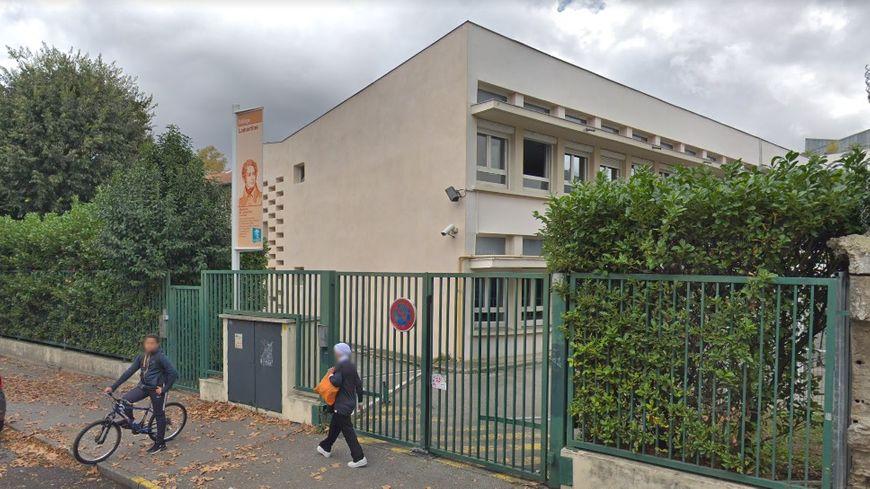 Les trois mis en cause et les victimes sont des élèves du collège Alphonse de Lamartine à Toulouse (capture d'écran Google Maps).