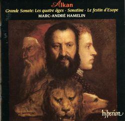 Grande sonate pour piano op 33 (Les quatre âges) : 20 ans. Très vite - MARC ANDRE HAMELIN