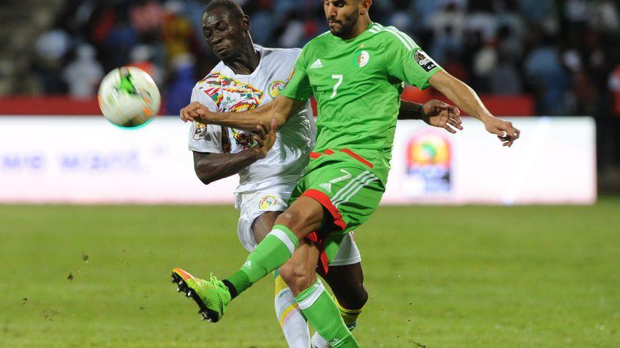 Saliou Ciss face à l'Algérie en 2017