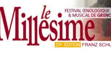 Alain Gatheron était le directeur et fondateur du festival grenoblois mêlant vins et musique