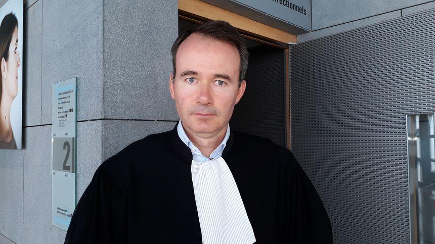 Maitre Rajon, l'avocat des parents de Maëlys
