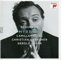 Myrten op 25 : 25. Aus den ostlichen Rosen (Baryton) - pour baryton ou soprano et piano - CAMILLA TILLING