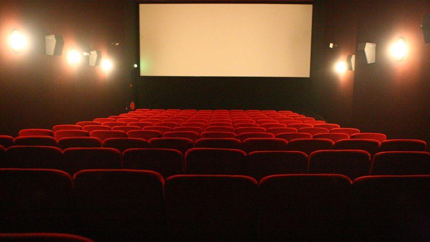 Salle de cinéma (illustration)