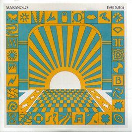 """Pochette de l'album """"Bridges"""" par Masasolo"""