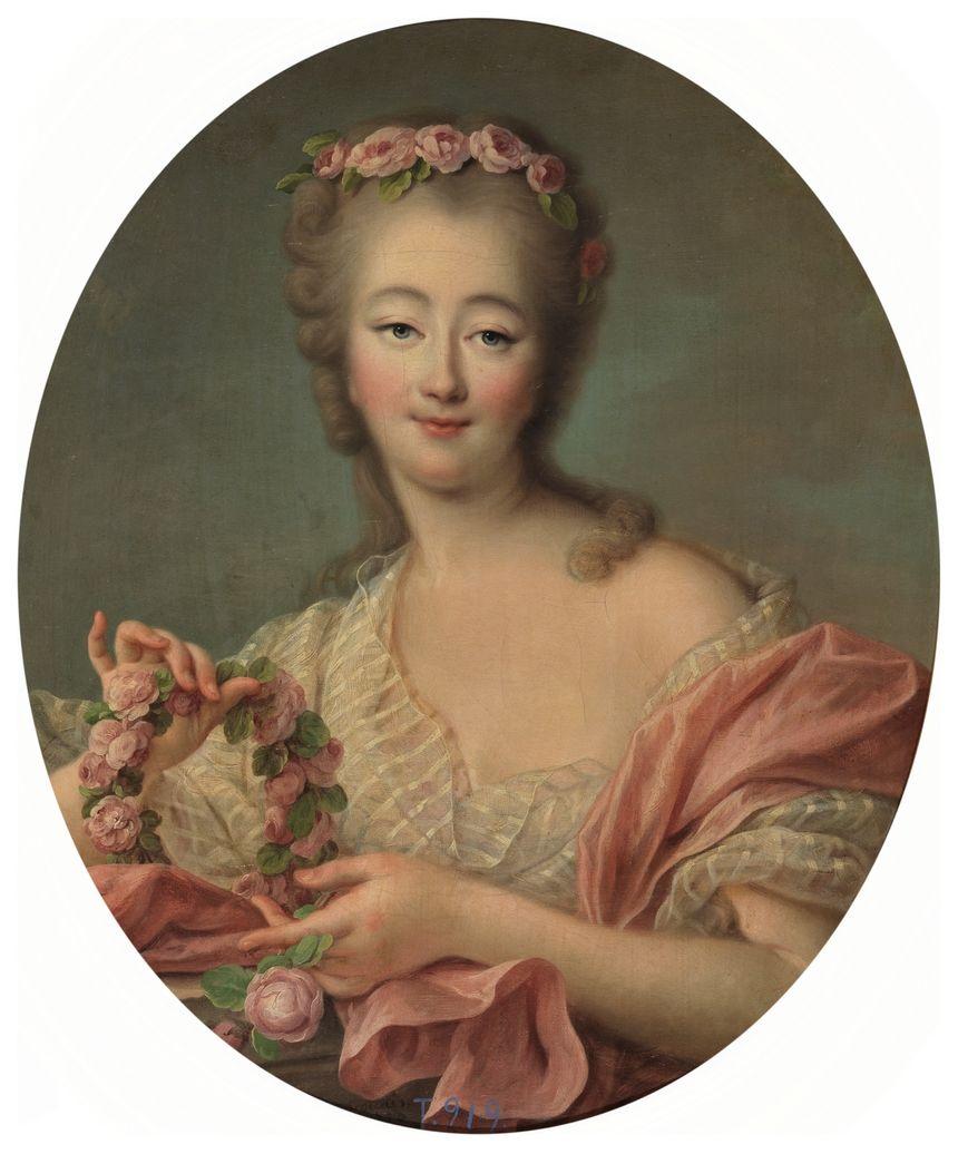 Jeanne Bécu, Comtesse  du Barry