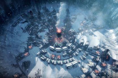 """Dans """"Frostpunk"""", vous devez tout faire pour assurer la survie de ce qui reste d'humanité..."""