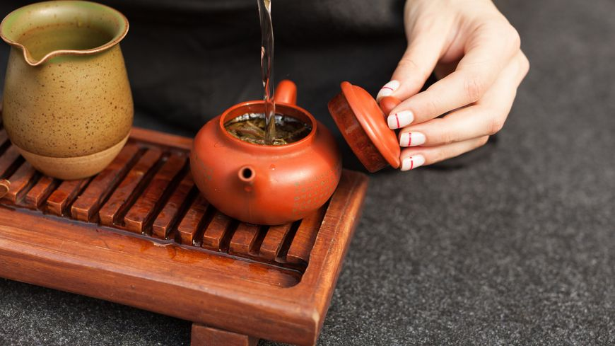 Le thé : un boisson bienfaisante