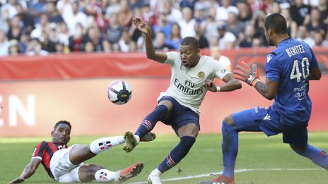 Ligue 1 : vivez OGC Nice - PSG en direct sur France Bleu Azur