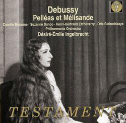 Pelléas et Mélisande L 88 : Je ne pourrai plus sortir de cette forêt (Acte I Sc 1) Golaud et Mélisande - CAMILLE MAURANE