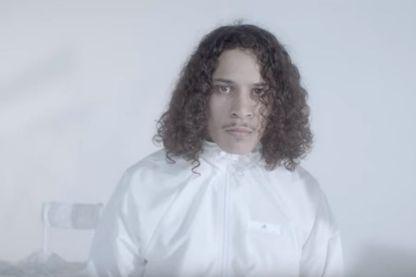 Portrait du rappeur Hatik.