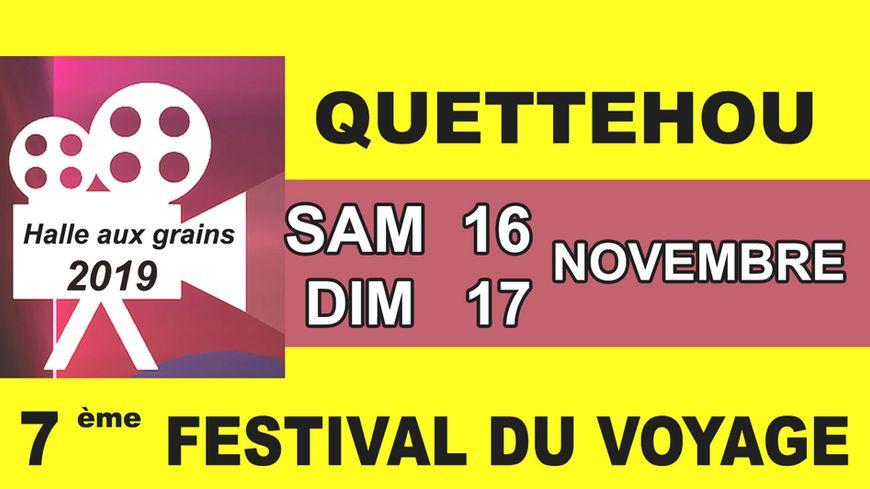 Le festival du Voyage à Quettehou avec France Bleu Cotentin
