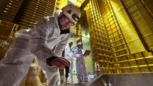 Un nouveau prototype de détecteur de neutrinos