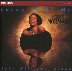 Lover - JESSYE NORMAN