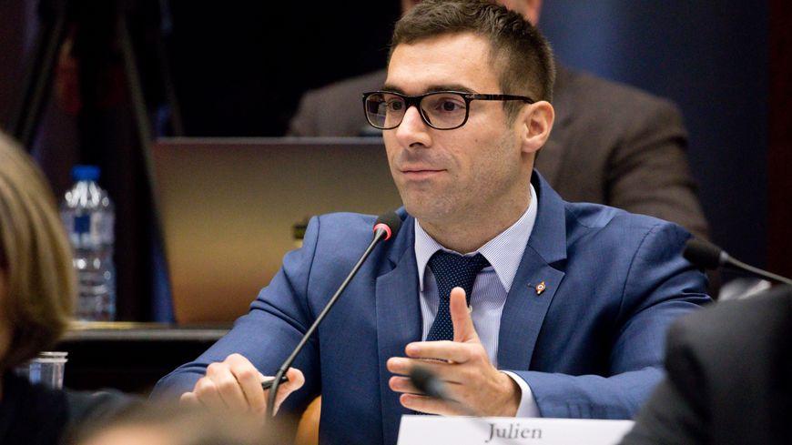 La vidéo a été publiée par le président du groupe RN à l'assemblée régionale Julien Odoul.