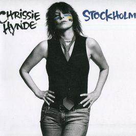 """Pochette de l'album """"Stockholm"""" par Chrissie Hynde"""