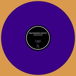 "Pochette de l'album ""Girlcatcher EP"" par Pachanga Boys"