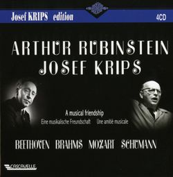 Concerto n°2 en Si bémol Maj op 19 : Allegro con brio - ARTHUR RUBINSTEIN