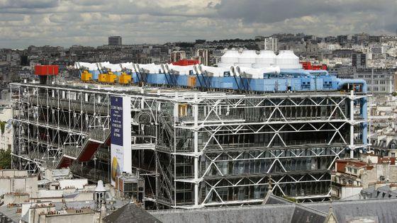 Les réserves du Centre Pompidou seront abritées à Massy à partir de 2025