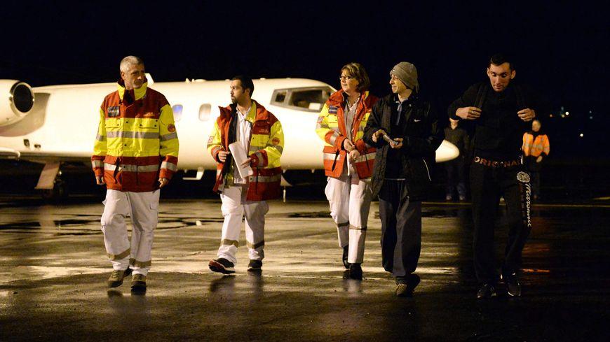 En décembre 2014, les supporters des Verts avaient été rapatriés en avion depuis Kiev.