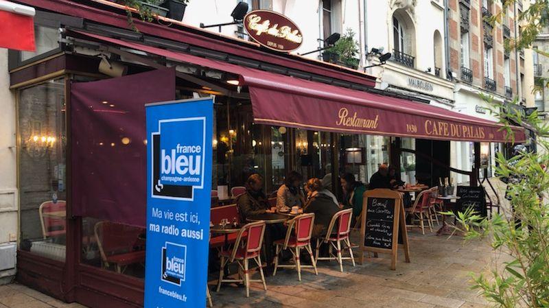 Oh Comptoir du Café du Palais Reims