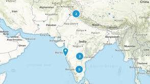 Trail en Inde