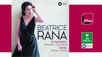 Sortie CD : Beatrice Rana - Stravinsky  Petrouchka, L'Oiseau de feu / Ravel  Miroirs, La Valse