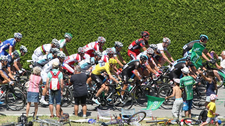 La 11e étape du Tour de France sera longue de 167 km