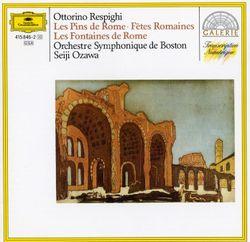 Feste romane P 157 :  Il Giubileo - poème symphonique