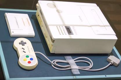 La Nintendo Playstation a été vue dans plusieurs conventions de fans, avant sa mise en vente prochaine