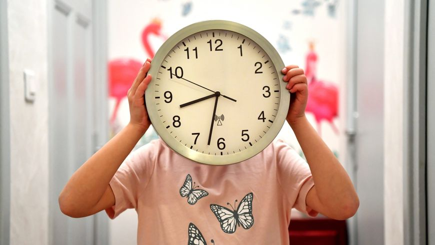 Le processus pour supprimer le changement d'heure prend du temps