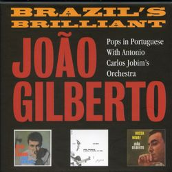 Morena boca de ouro (brunette with a mouth of gold) - Joao Gilberto