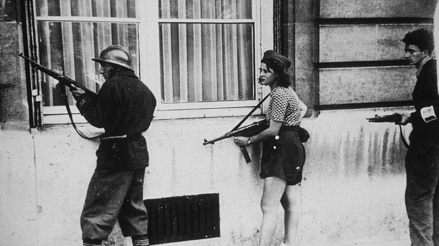 le 11 novembre 1940 la résistance n'est pas encore organisée ni armée mais elle commence à gronder