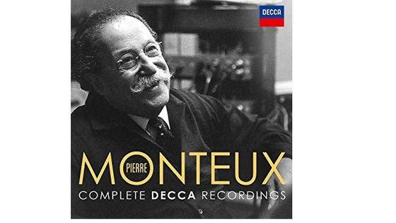 Pierre Monteux - The Complete DECCA Recordings