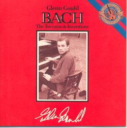 Toccata en Ré Maj BWV 912 - GLENN GOULD