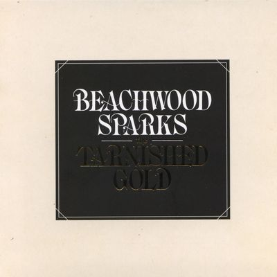 "Pochette de l'album ""The Tarnished Gold"" par Beachwood Sparks"