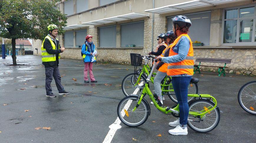 La vélo-école de Périgueux doit ouvrir prochainement.