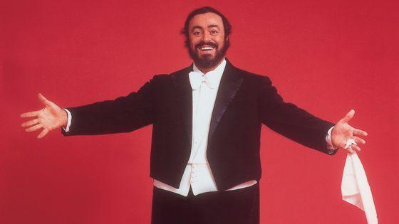 """Luciano Pavarotti, ténor. France Musique s'associe à la sortie du film """"Pavarotti, le génie est éternel"""" de Ron Howard, à l'affiche du 6 au 10 novembre 2019 dans plus de 150 salles en France"""