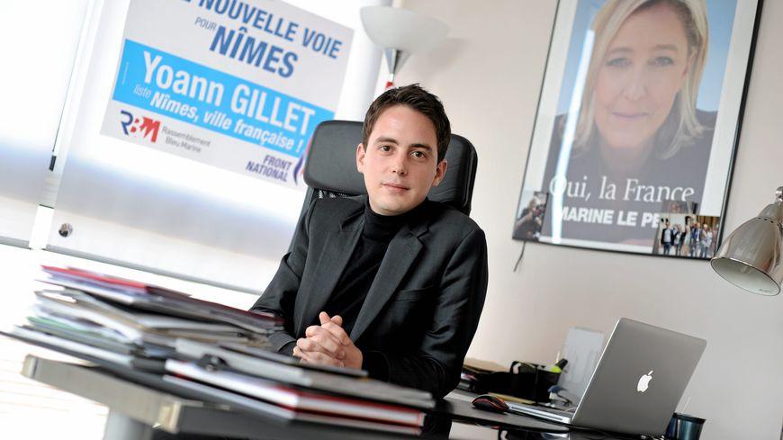 Yoann Gillet