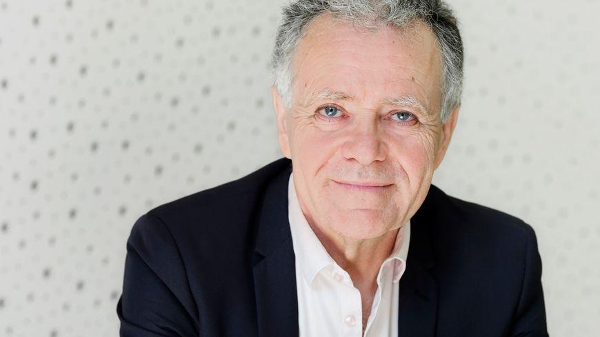 Alain Vogel-Singer, le maire de Pézenas