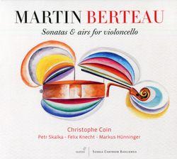 Airs : Air gratieux - pour violoncelle et basse continue - CHRISTOPHE COIN