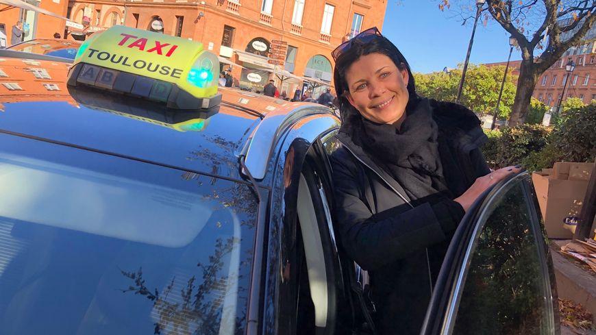 Virginie Puertas, Capitole Taxi