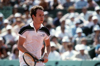 L'Américain s'est incliné face au Tchèque Ivan Lendel en finale de Roland Garros. 1984.