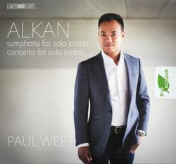 12 études dans tous les tons mineurs op 39 : 7. Symphonie : Finale en mi bémol min - PAUL WEE