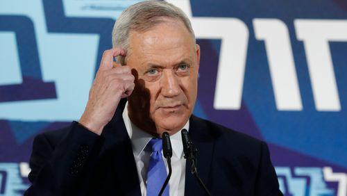 Israël : Benny Gantz renonce à former un gouvernement