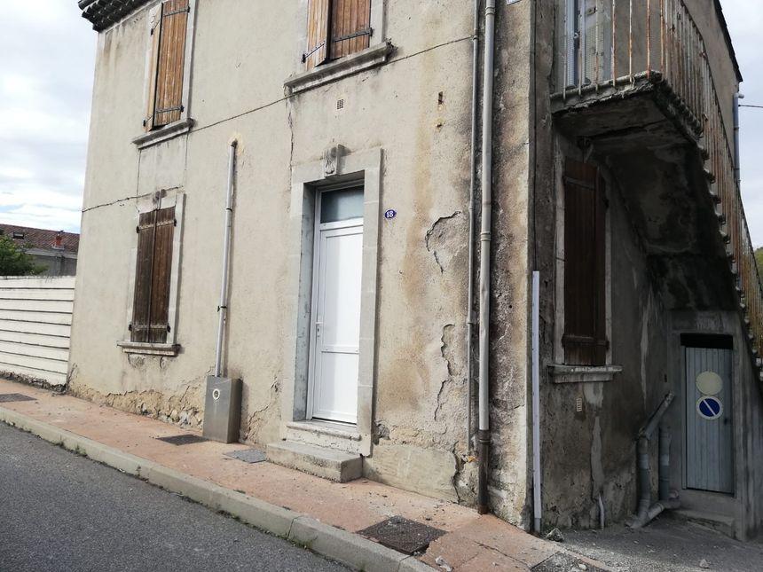 Des dégâts sur la commune de Viviers.