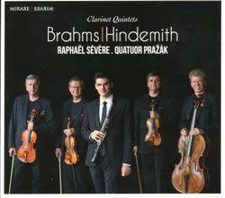 Quintette en si min op 115 : Adagio - Più lento - Raphael Severe