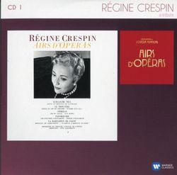 La damnation de Faust op 24 : D'amour l'ardente flamme (Acte IV) Air de Marguerite - Regine Crespin