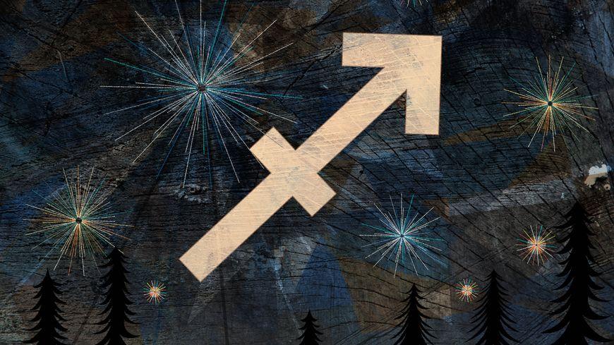 L'emblème des sagittaires