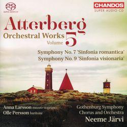Symphonie n°7 op 45 Sinfonia romantica : Semplice