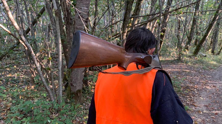 L'accident s'est produit pendant une partie de chasse dans le loudunais - image d'illustration